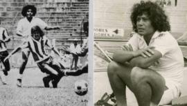 Goles históricos que anotó Óscar Sánchez en su carrera como futbolista