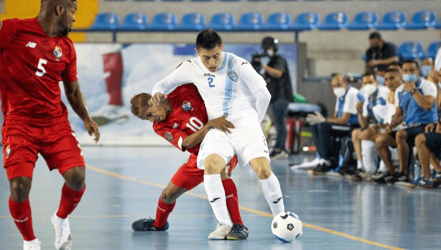 Guatemala ganó 1-0 a Panamá y obtuvo el tercer lugar del Premundial Concacaf de Futsal 2021