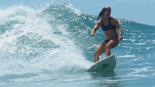Guatemala irá por las plazas olímpicas en los Juegos Mundiales de Surf 2021 en El Salvador
