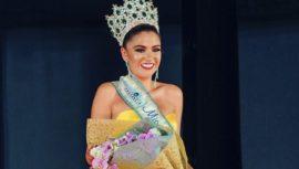 Guatemaltecas ganadoras en Miss Guatemala Latina 2021 mixqueña Anayansi Bran Castillo