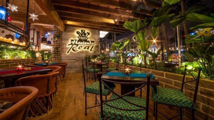 Hacienda Real abrió nuevo restaurante en Etú Plaza, Ciudad de Guatemala4