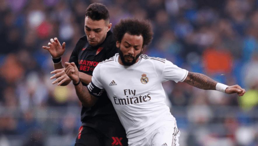 Hora y canales en Guatemala del partido Real Madrid vs. Sevilla, mayo 2021