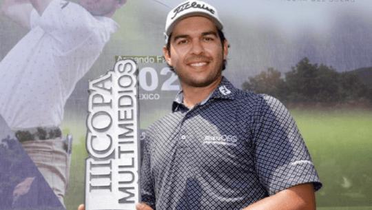 José Toledo brilló otra vez en México al llevarse el título de la IV Copa Multimedios 2021 (2)