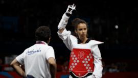 Juegos Olímpicos recordó la destacada actuación de Elizabeth Zamora en Londres 2012