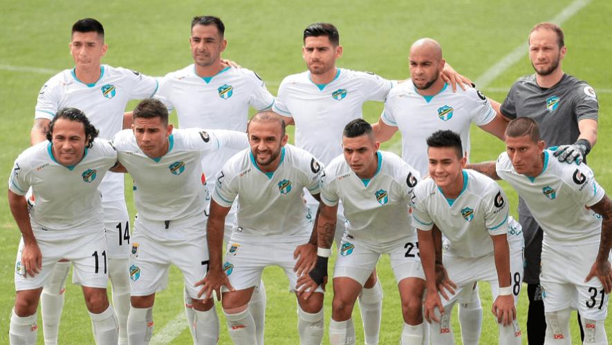 Los equipos clasificados a la fase final del Torneo Clausura 2021 de la Liga Nacional