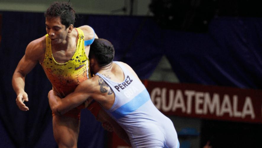 Los mejores luchadores de América competirán en Guatemala por el Panamericano Senior 2021