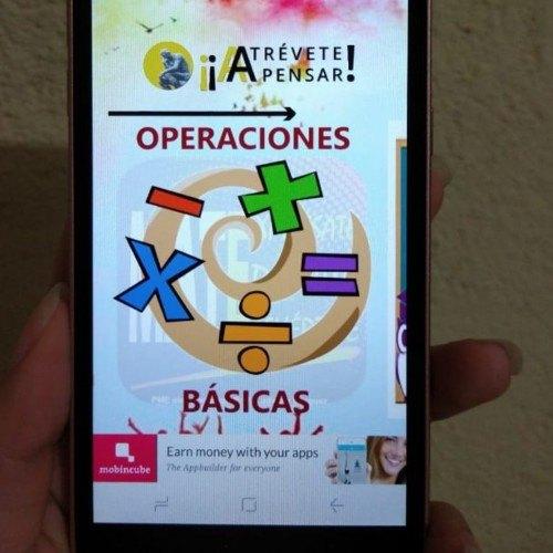 MATexprésate, la aplicación móvil creada por maestro huehueteco
