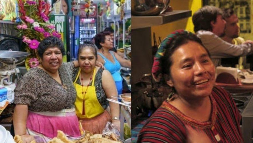 Mamás guatemaltecas chefs