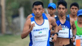 Marchistas guatemaltecos buscarán marcas olímpicas en la Copa Panamericana 2021 en Ecuador