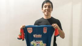 Matteo Velásquez fue fichado por el Club Talento Envigado de Colombia