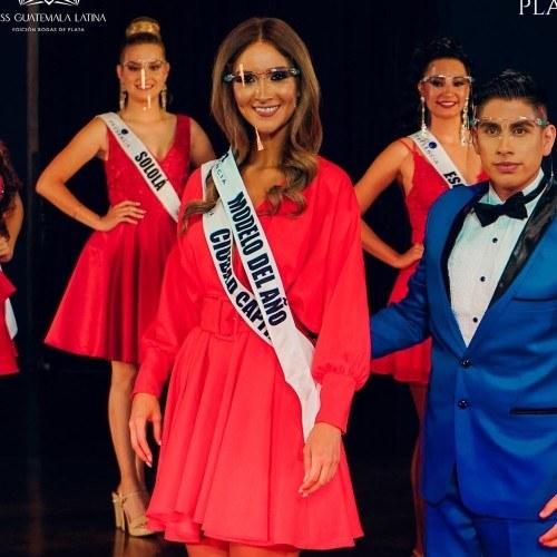 Miss Guatemala Latina 2021 María José Villagrán Melgar Ciudad de Guatemala Modelo del Año Hedonista Bar