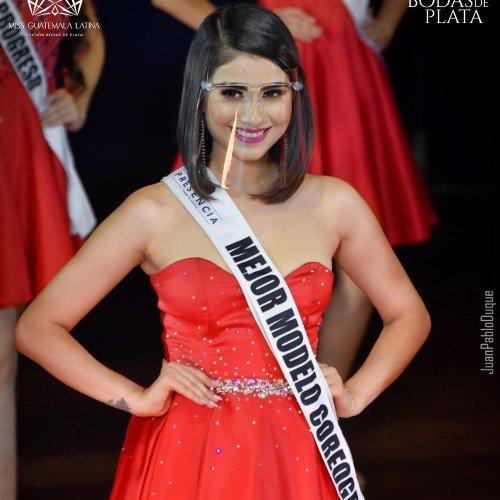Miss Guatemala Latina 2021 Mejor Modelo Coreográfico Ivanna Andrea González Cermeño Departamento de Guatemala