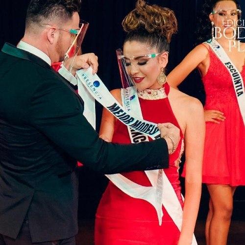 Miss Guatemala Latina 2021 mixqueña Anayansi Bran Castillo Mejor Modelo Fotografía mixco