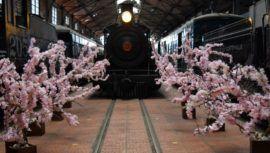 Museo del Ferrocarril ofrece set de fotos por el Día de la Madre en Guatemala, mayo 2021