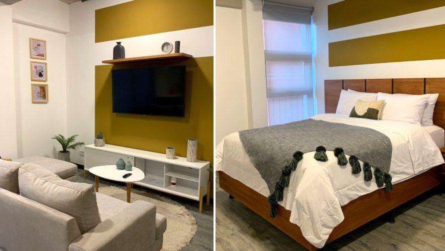 Nuevos apartamentos en renta Vivotel en zona 1 de la Ciudad de Guatemala