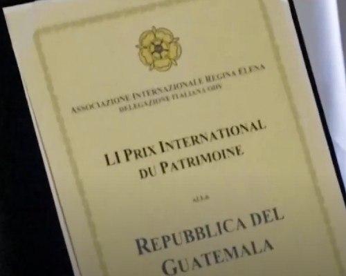 Parque Arqueológico Quiriguá fue reconocido a nivel internacional