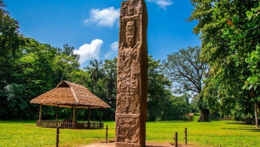 Parque Arqueológico Quiriguá recibió el Premio Internacional al Patrimonio de Italia