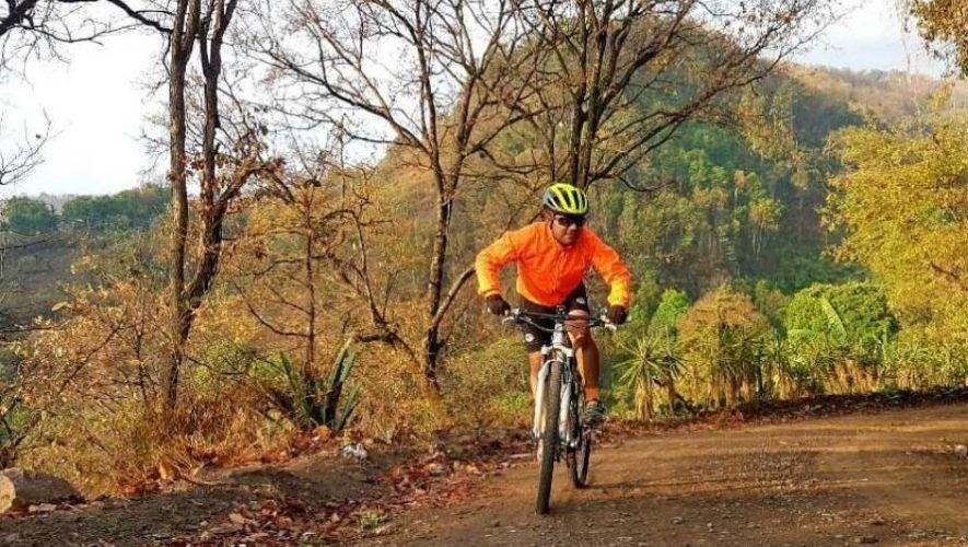 Travesía en bicicleta de montaña Reto Urlanta en Jalapa | Mayo 2021
