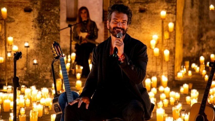 Retransmisión del concierto Hecho a la Antigua, de Ricardo Arjona | Mayo 2021