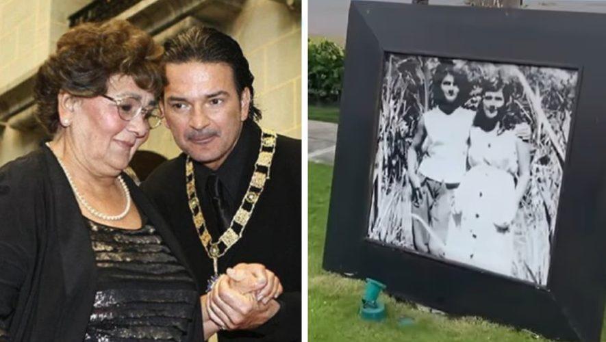 Ricardo Arjona compartió video en donde mostró una foto junto a su mamá