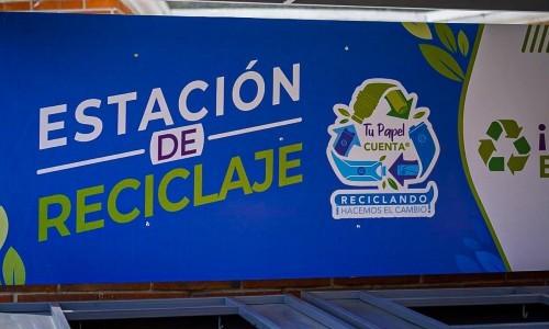 Santa Catarina Pinula tiene su primeraestación de reciclaje