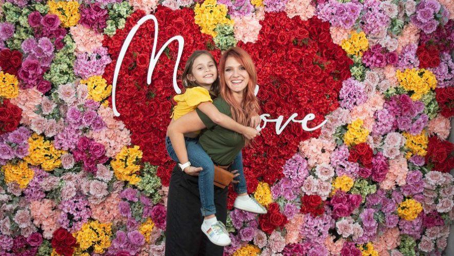 Sets de fotografía para mamá «Un día para siempre» en Ciudad Cayalá | Mayo 2021