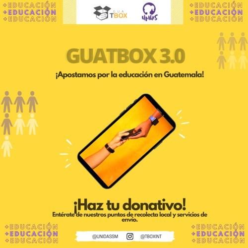 campaña guatbox guatemala
