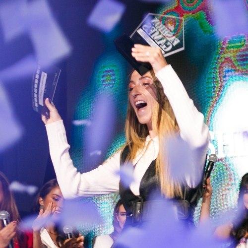 guatemalteca Alessandra Bregni ganadora The fashion games 2021 guatemala