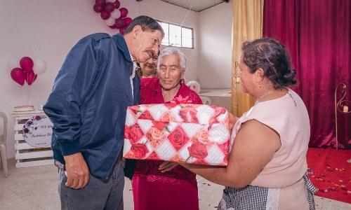 indalecia díaz guatemalteca huehuetenango chiantla cumpleaños 100