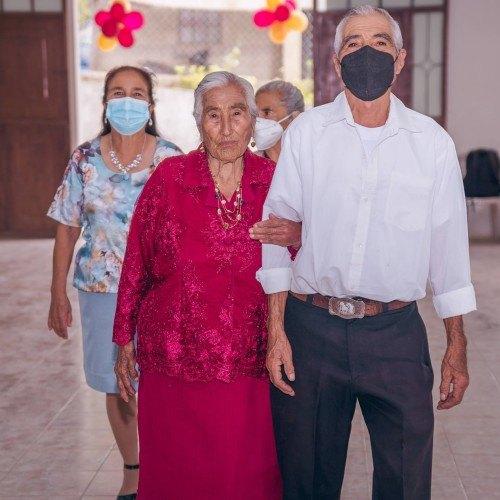 la guatemalteca la más longeva de huehuetenango, chiantla