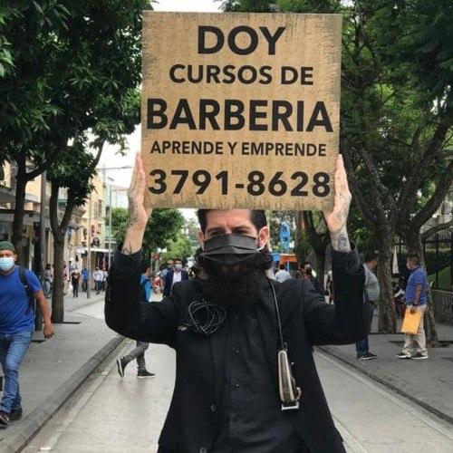 pepe barbero Busca apoyar a más guatemaltecos a emprender