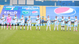 Alineación de Guatemala para el partido vs. Curazao, Eliminatorias al Mundial de Qatar 2022