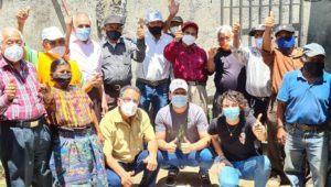Almuerzo en Ciudad de Guatemala a beneficio de Los Abuelitos Heladeros | Junio 2021
