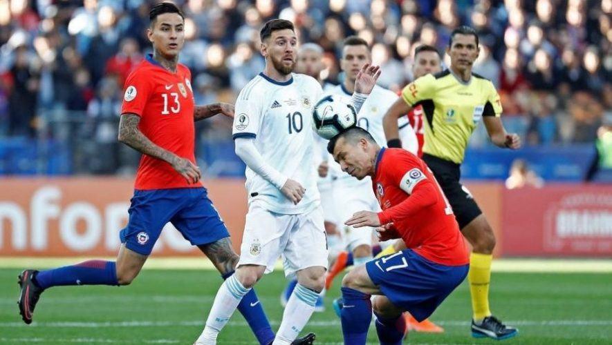 Copa América: Fecha, hora y canal en Guatemala del partido Argentina vs Chile | Junio 2021