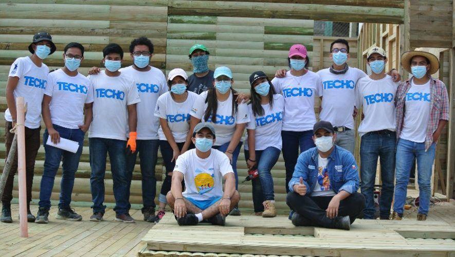 Bingo virtual a beneficio de TECHO y FUNJOSÉ, Guatemala   Junio 2021