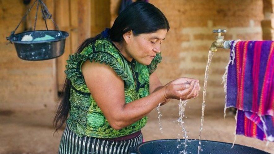Con Agua Das la iniciativa de Water For People para llevar agua a comunidades en Quiché