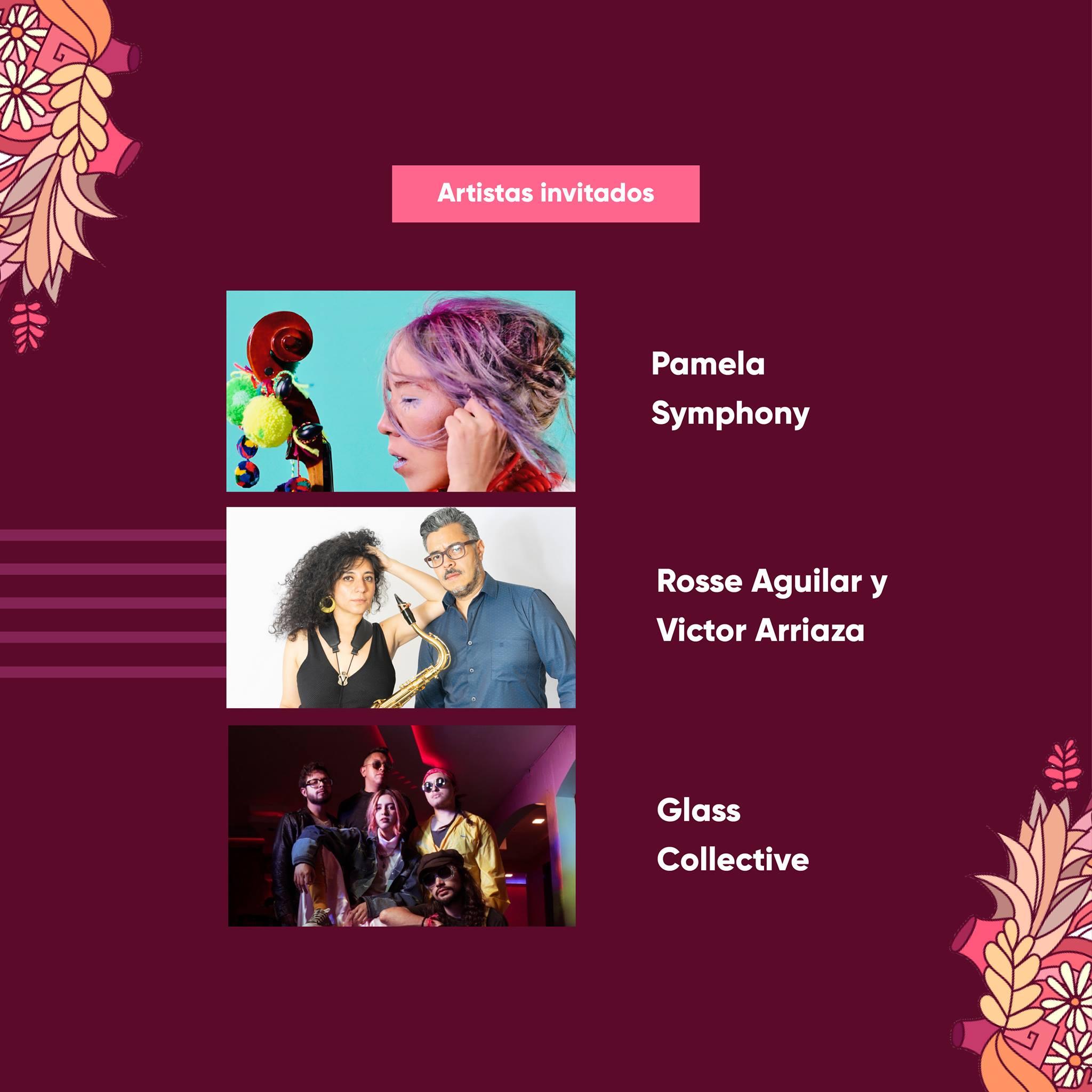 Concierto en línea con artistas guatemaltecos alianza francesa