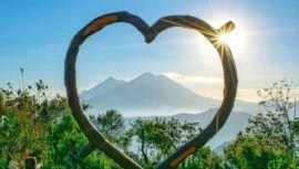 Corazón de Volcanes, un destino con miradores temáticos en Sacatepéquez