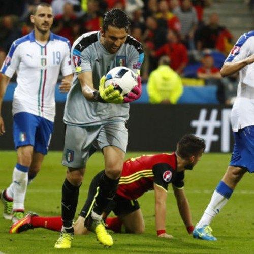 Cuándo y a qué hora es el partido Bélgica vs. Italia