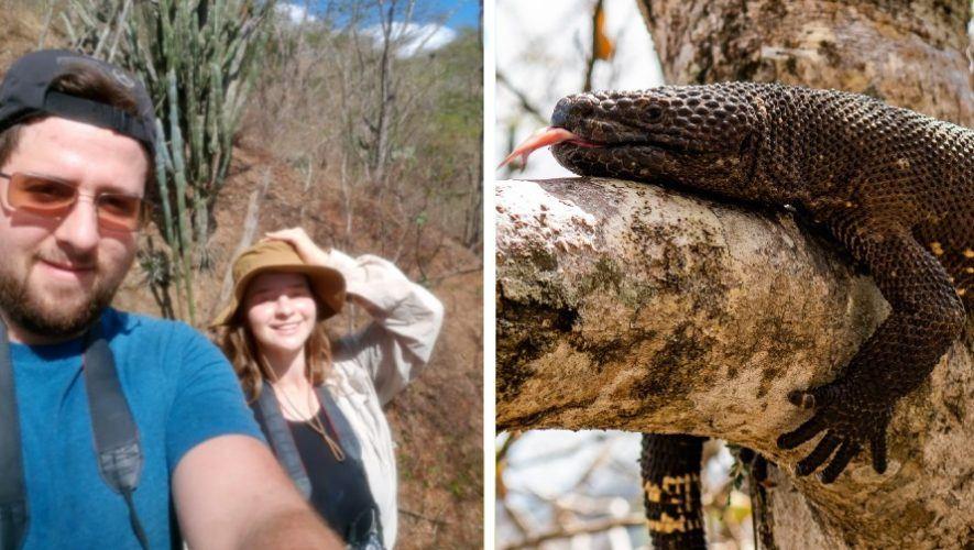 Documental Viviendo entre espinas de guatemaltecos de la UVG en la Reserva Natural Heloderma Zacapa