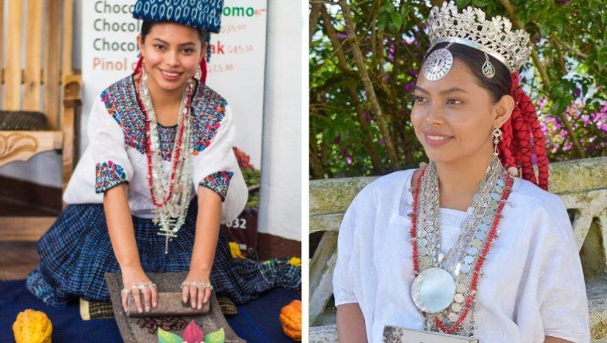 Edna Figueroa, la reina maya guatemalteca que enseña el idioma Q'eqchi' en redes sociales