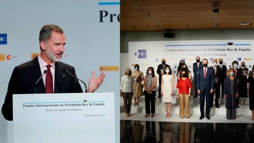 ElPeriodico de Guatemala ganó premio en España