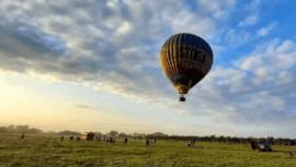 Elevación en globo aerostático en Escuintla | Junio 2021