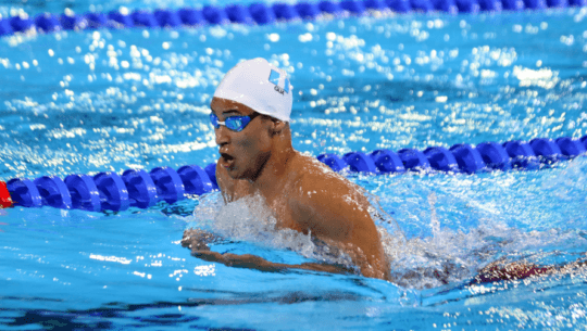 Erick Gordillo impuso nuevo récord nacional en Colombia por el Campeonato Nacional 2021