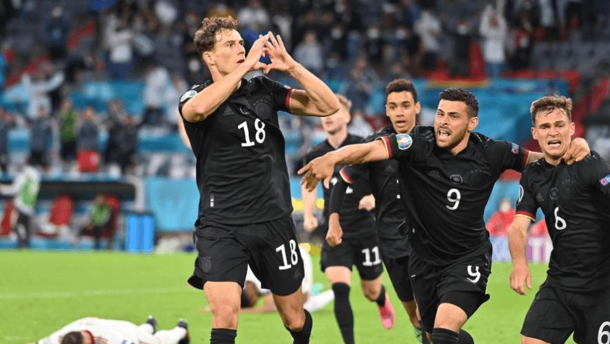 Eurocopa: Fecha, hora y canal en Guatemala del partido Inglaterra vs. Alemania | Junio 2021