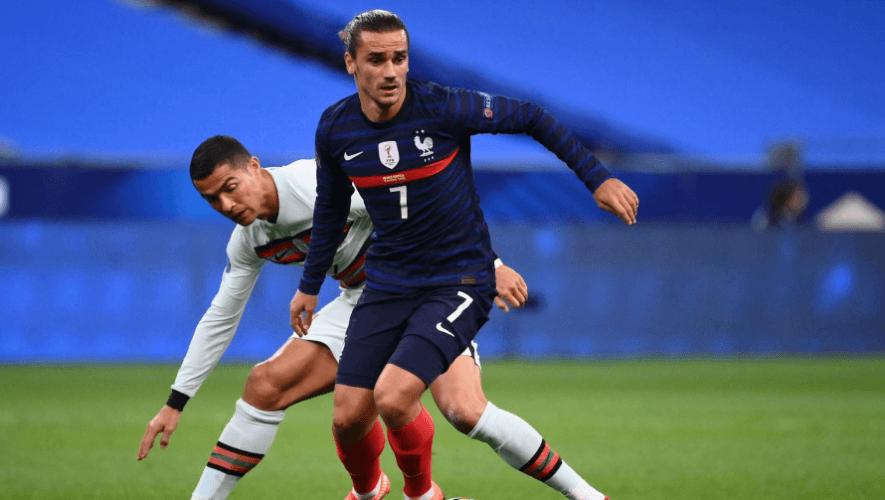 Eurocopa: Fecha, hora y canal en Guatemala del partido Portugal vs. Francia   Junio 2021