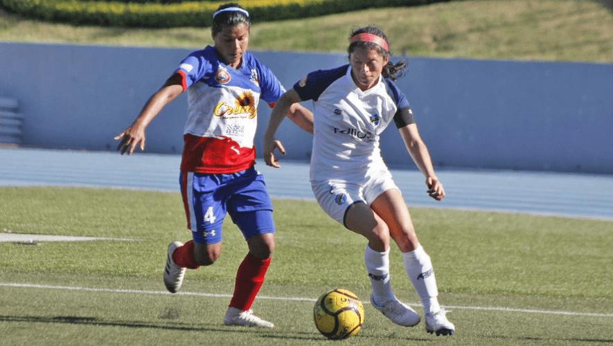 Partido de la final Deportivo Xela vs. Cremas, Clausura Femenino | Junio 2021