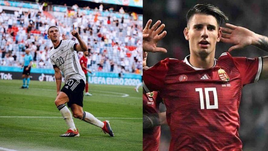 Eurocopa: Fecha, hora y canal en Guatemala del partido Alemania vs. Hungría   Junio 2021