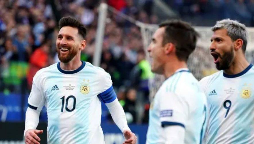 Fecha y hora en Guatemala del partido Argentina vs. Paraguay Copa América | Junio 2021
