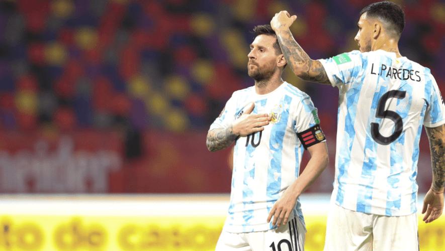 Fecha y hora en Guatemala del partido Argentina vs. Uruguay, Copa América   Junio 2021